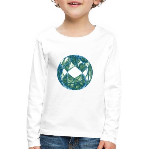 Harmony in the Ocean of Elements 446oce - Kids' Premium Longsleeve Shirt