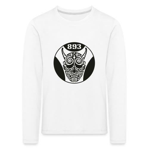 yakuza one color - T-shirt manches longues Premium Enfant