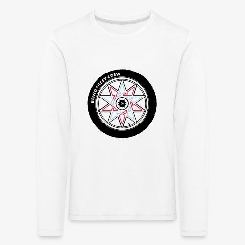 Blind Street Crew BMX - Maglietta Premium a manica lunga per bambini