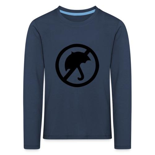 rainmakerlogo - Lasten premium pitkähihainen t-paita