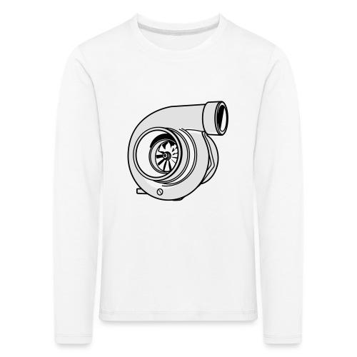 Turbo G - T-shirt manches longues Premium Enfant