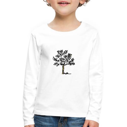 Jeune olivier - T-shirt manches longues Premium Enfant