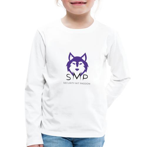Security mit Passion Merchandise - Kinder Premium Langarmshirt