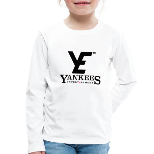 ye black - Kids' Premium Longsleeve Shirt