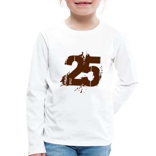 City_25_Sylt - Kinder Premium Langarmshirt