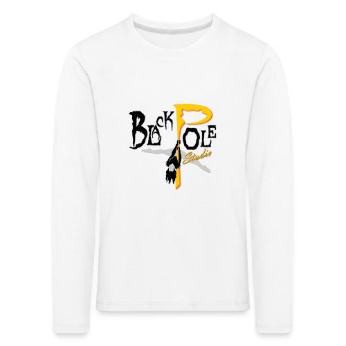 Flyers jpg - T-shirt manches longues Premium Enfant