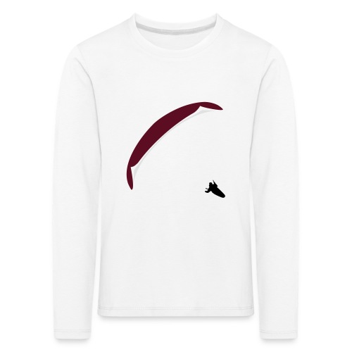 paragliding XC - T-shirt manches longues Premium Enfant