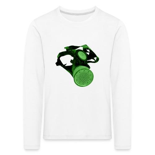 gas shield - Kids' Premium Longsleeve Shirt
