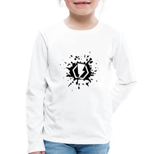 00406 Blitz splash - Camiseta de manga larga premium niño