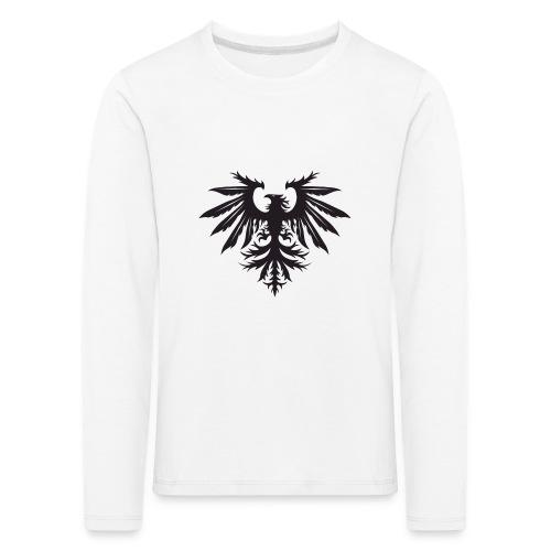 NEW Bird Logo Small - Kids' Premium Longsleeve Shirt