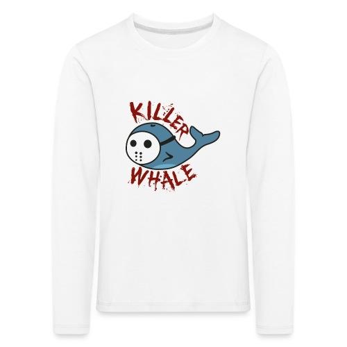 Killer Whale - Kinder Premium Langarmshirt