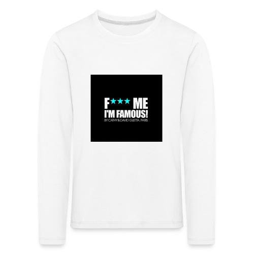FMIF Badge - T-shirt manches longues Premium Enfant