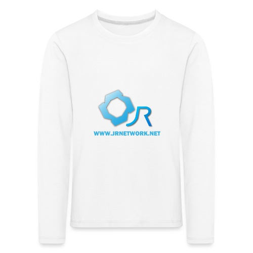 Official Logo - Kids' Premium Longsleeve Shirt