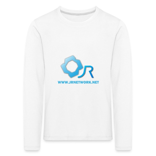 Official Logo - Kids' Premium Longsleeve Shirt