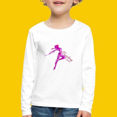 TWIRLING-BATON - T-shirt manches longues Premium Enfant