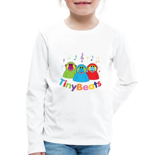 TinyBeats - Kids' Premium Longsleeve Shirt