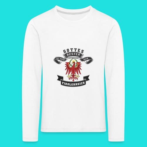Tiroler - Kinder Premium Langarmshirt