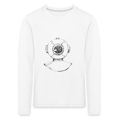 nautic eye - Kinderen Premium shirt met lange mouwen
