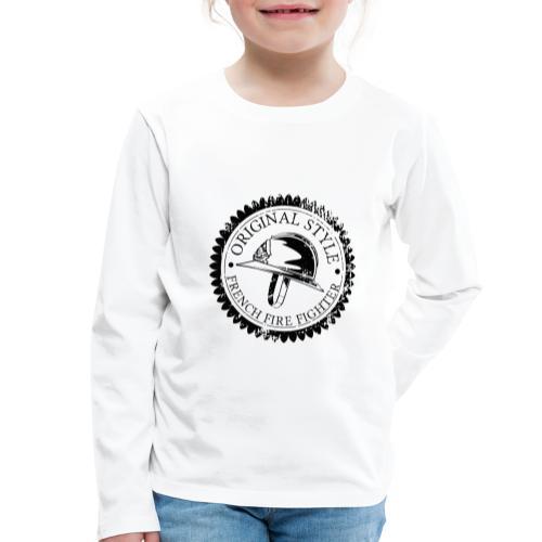 original_style - T-shirt manches longues Premium Enfant