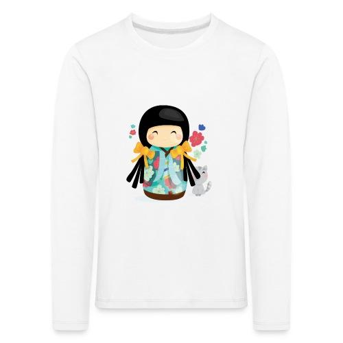 1 - T-shirt manches longues Premium Enfant