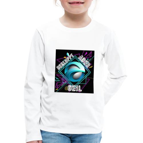 BeklopptAberGeil Shop - Kinder Premium Langarmshirt