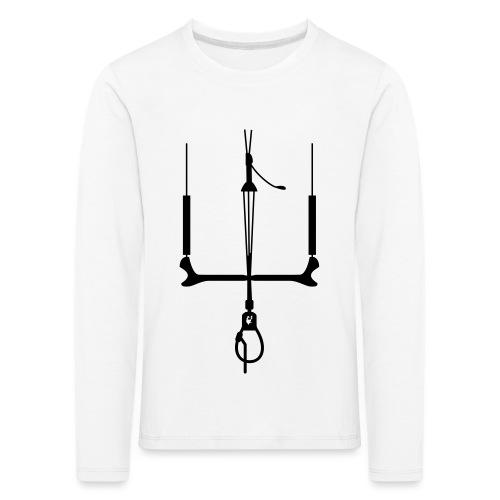 kitebar_gallovenezia_unic - Maglietta Premium a manica lunga per bambini
