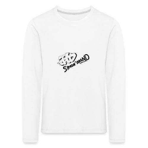 Simon's Brand - T-shirt manches longues Premium Enfant