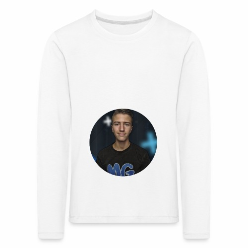 Design blala - Kinderen Premium shirt met lange mouwen