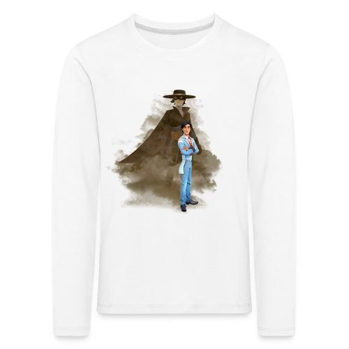 Zorro The Chronicles Don Diego Doppelleben - Kinder Premium Langarmshirt