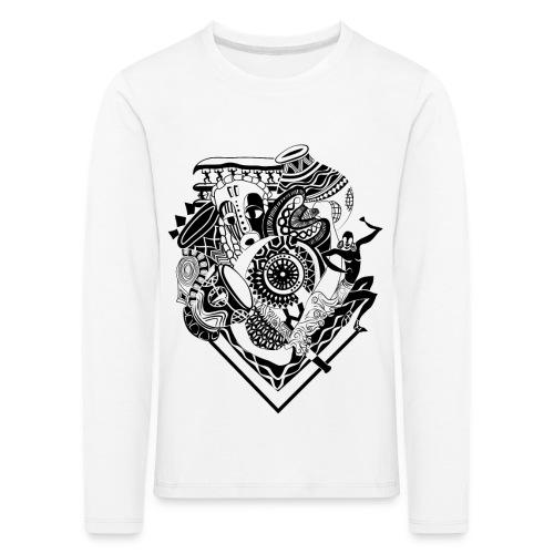afrocentrique - Kids' Premium Longsleeve Shirt
