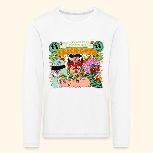 beach goth 2016 - T-shirt manches longues Premium Enfant