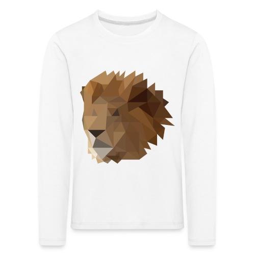 Löwe - Kinder Premium Langarmshirt