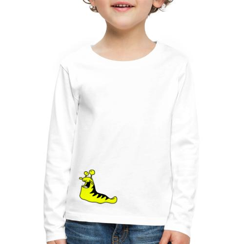 Tigerschnegel von dodocomics - Kinder Premium Langarmshirt
