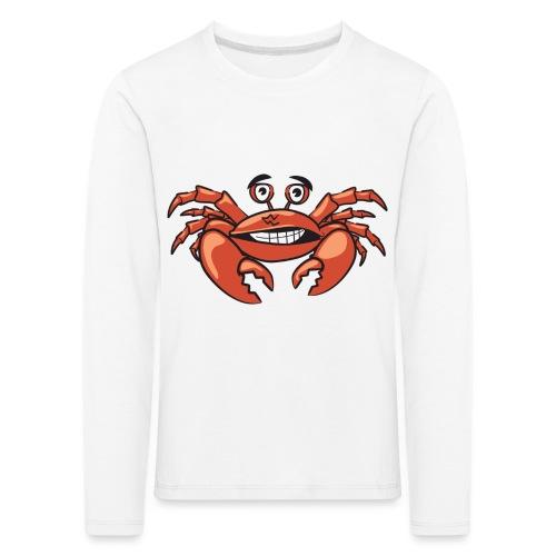 Cangrejo - Camiseta de manga larga premium niño