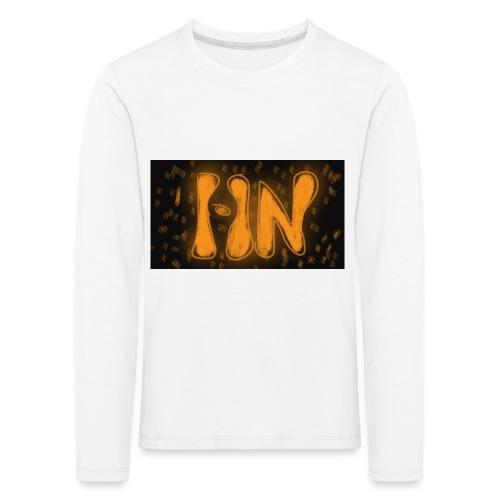 Logró de tienda - Camiseta de manga larga premium niño