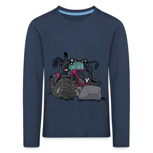 0920 V - Kinderen Premium shirt met lange mouwen