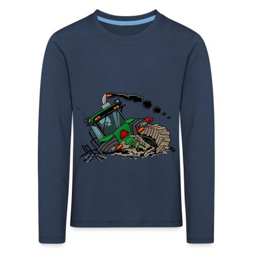 0921 JD stuck - Kinderen Premium shirt met lange mouwen