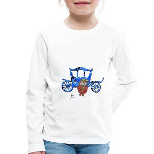 Mon carrosse - T-shirt manches longues Premium Enfant