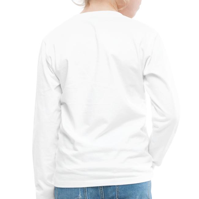 Vorschau: Da Papa is mei Höd - Kinder Premium Langarmshirt