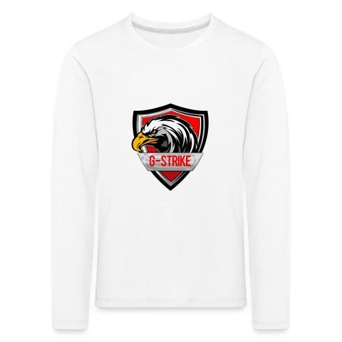 Logo sem back 1000x1000 png - Kids' Premium Longsleeve Shirt