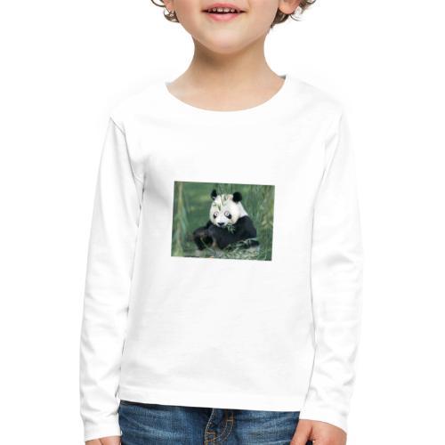 wiiiiiiiiiiiiiiiiie - Kinderen Premium shirt met lange mouwen