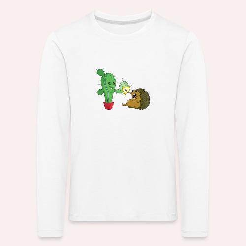 Best buddies - T-shirt manches longues Premium Enfant
