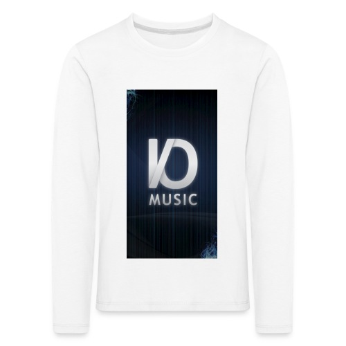 iphone6plus iomusic jpg - Kids' Premium Longsleeve Shirt