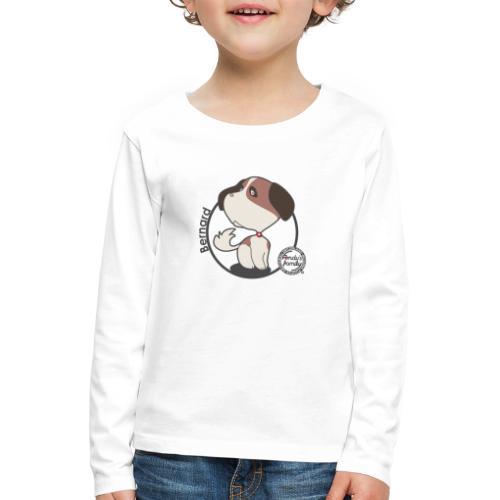 FF BERNARD 01 - Kinder Premium Langarmshirt