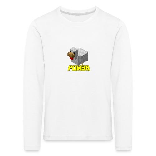 POw3r Baby - Maglietta Premium a manica lunga per bambini