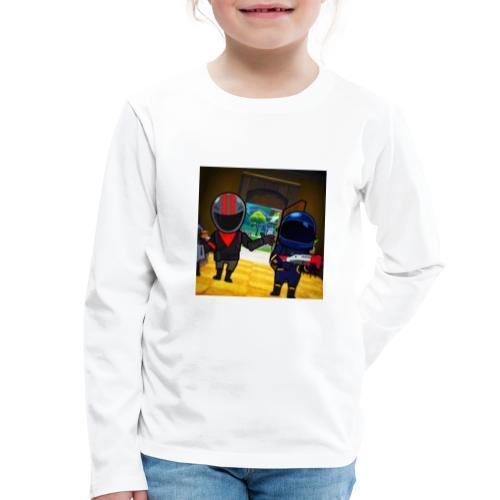 gg - Långärmad premium-T-shirt barn
