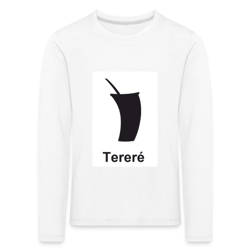 terere paraguayo - Camiseta de manga larga premium niño