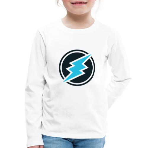 ETN logo - Kids' Premium Longsleeve Shirt