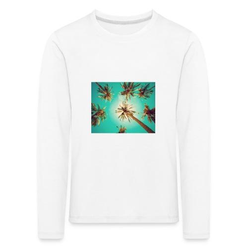palm pinterest jpg - Kids' Premium Longsleeve Shirt