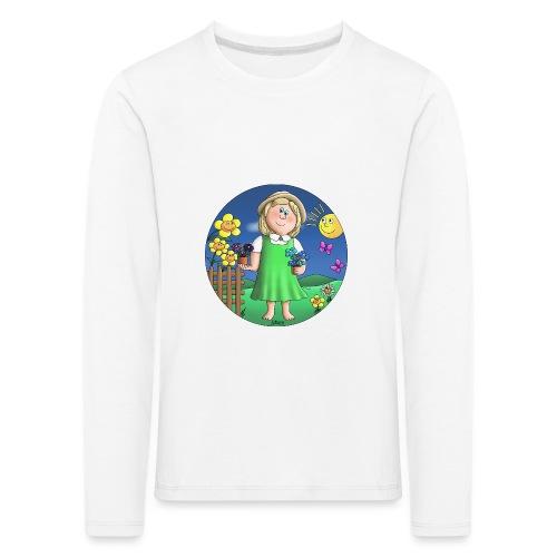 Naturliebhaber - Kinder Premium Langarmshirt